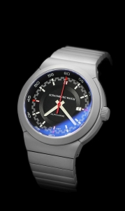 SCHAUMURB WATCH GT-Performance Titanium