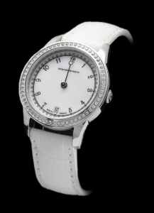 SCHAUMBURG WATCH GNOMONIK PASSION WHITE