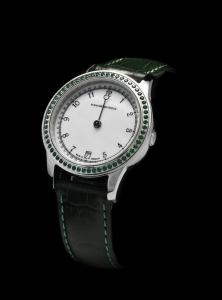 SCHAUMBURG WATCH GNOMONIK PASSION GREEN
